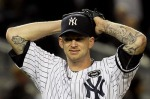 AJ Burnett, Yankees, baseball, mlb, tattoos